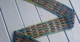 Best Worsted Weight Yarn my best effort was a slightly modified version of the cross-stitch scarf viayldr