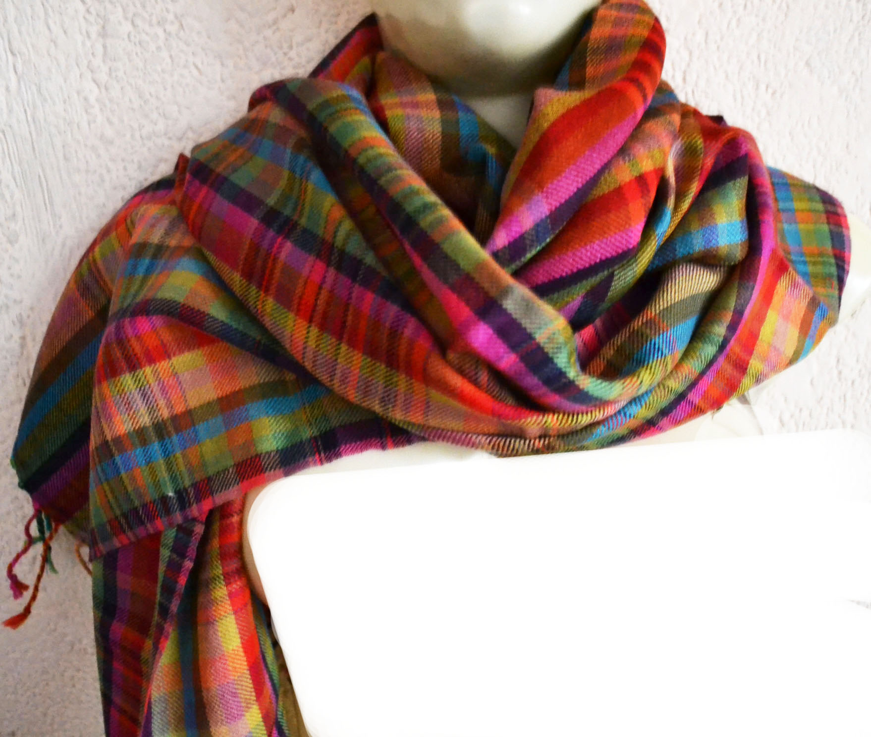 Fine and Soft Cashmere Pashmina