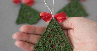 christmas crochet crochet christmas ornament crochet by sevismagicalstitches on etsy chvmkrl