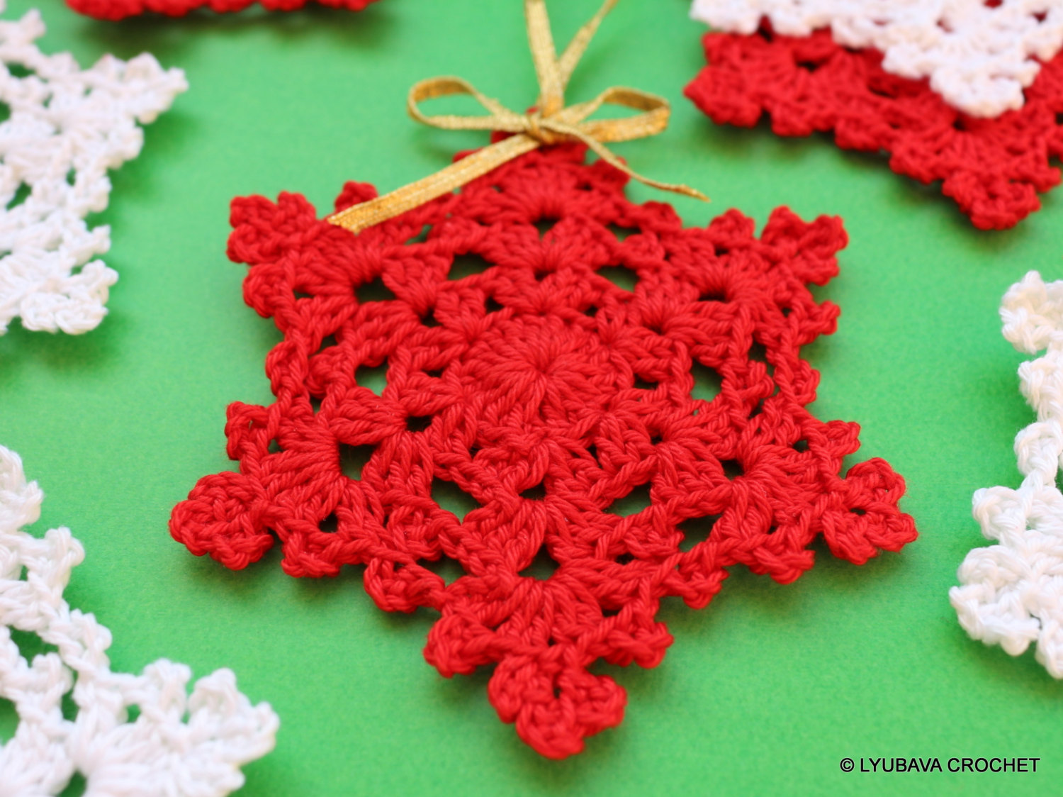 Christmas Crochet patterns – choose patterns from