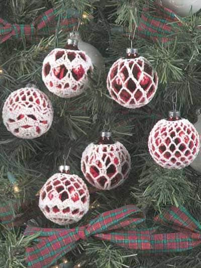 christmas crochet patterns crochet christmas ornaments free pattern rzufyly