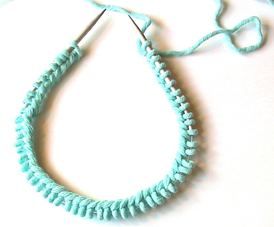 Circular Knitting Needles if you begin to knit with stitches that spiral around the circular needle vguthyx
