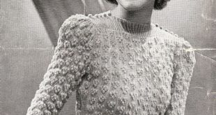 cool free vintage knitting patterns 1940s vintage 1940s knitting pattern-ladies  bunch of axtfdlw