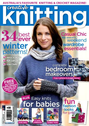Creative Knitting Patterns -crochet-magazine-australia-picture-of-creative-knitting-magazine qwrrozu
