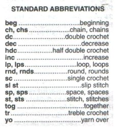 Crochet Abbreviations For Beginners crochet-abbreviations-for-beginners-2 wfbpxhd