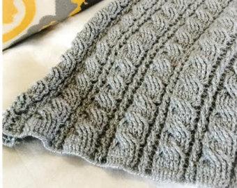 crochet afghan patterns crochet afghan pattern, the gray skies afghan pattern, crochet pattern, crochet  afghan jxqtkea