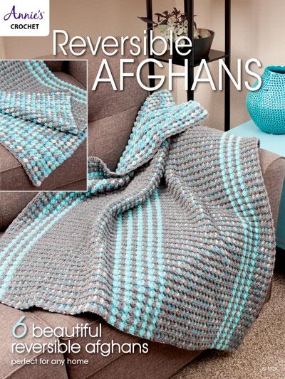 crochet afghan patterns reversible afghans wqihvnk