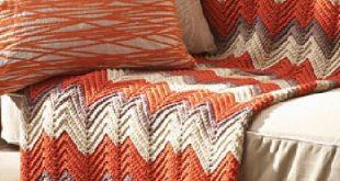 crochet afghan patterns ripple afghan crochet pattern qdsqfmf