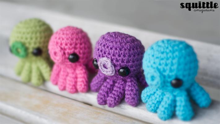 crochet amigurumi free baby octopus amigurumi crochet pattern jdkhrcs
