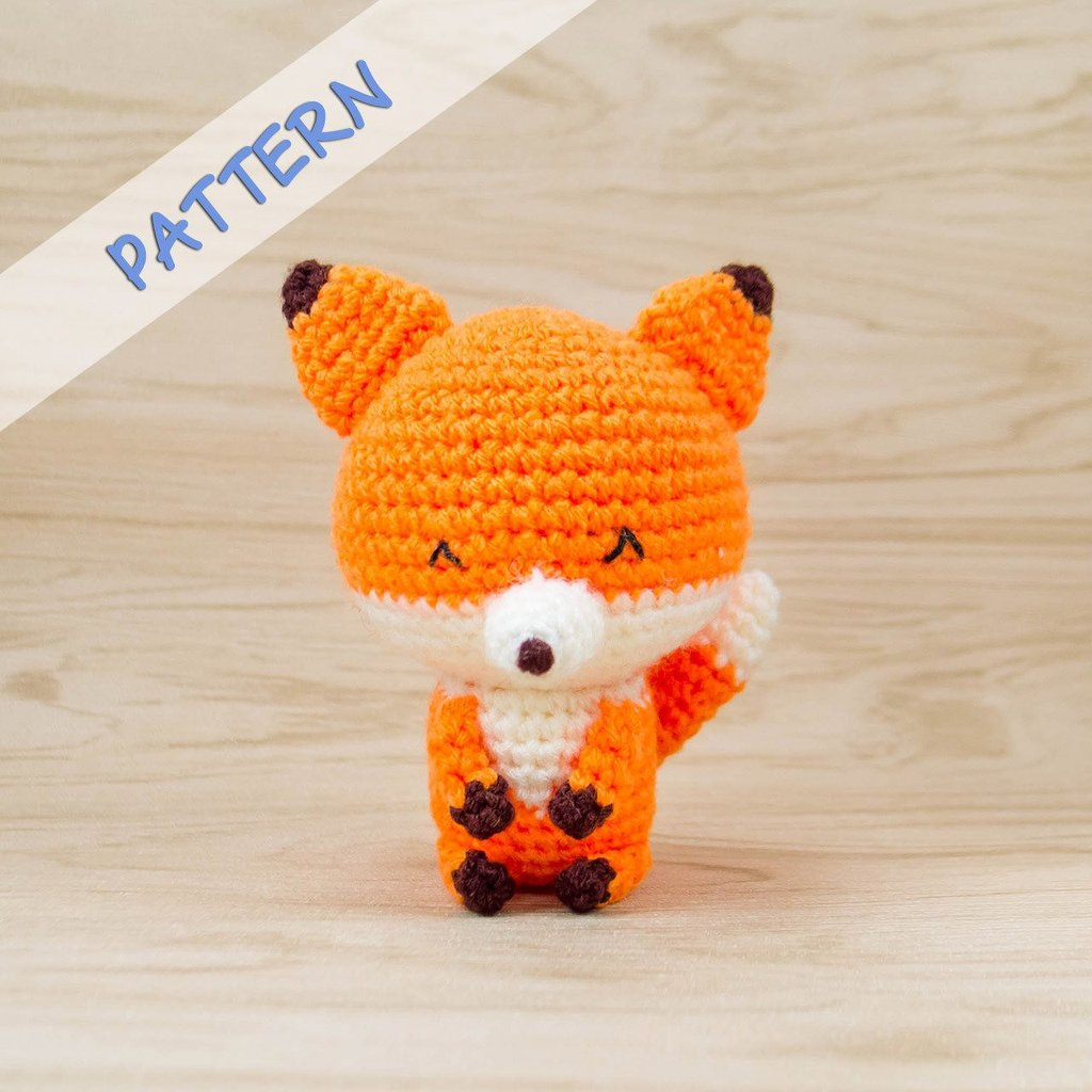 crochet amigurumi kito the fox amigurumi pattern jfpdehv