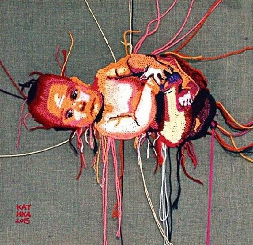 Crochet art crochet art by ekaterina penzina aassldu