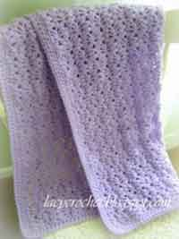 Crochet Baby Blanket Patterns lacy baby blanket uyuijvj