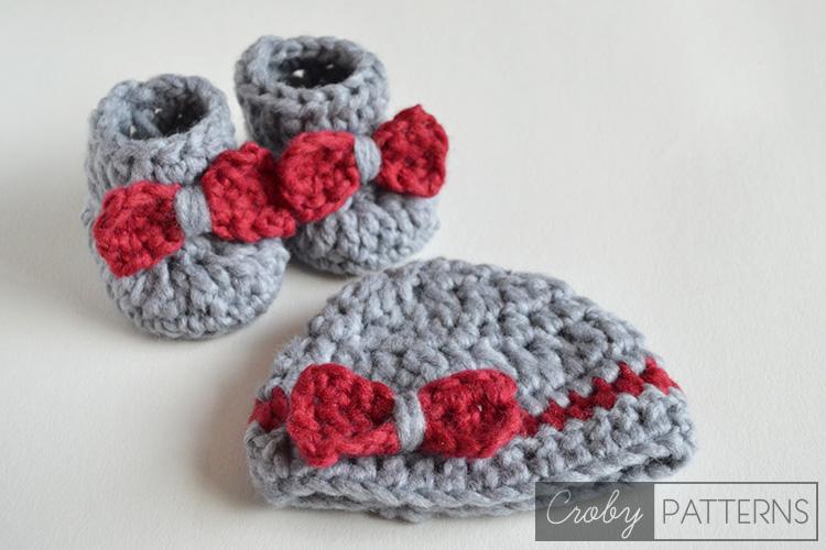 crochet baby booties cdzemni