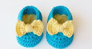 crochet baby booties crochet lemon drop baby booties oqhqboc