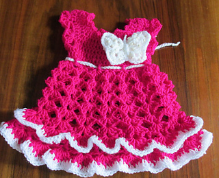 crochet baby dress 24 patterns in this crochet dress roundup compiled by  simplycollectiblecrochet.com | butterfly arvzwzy