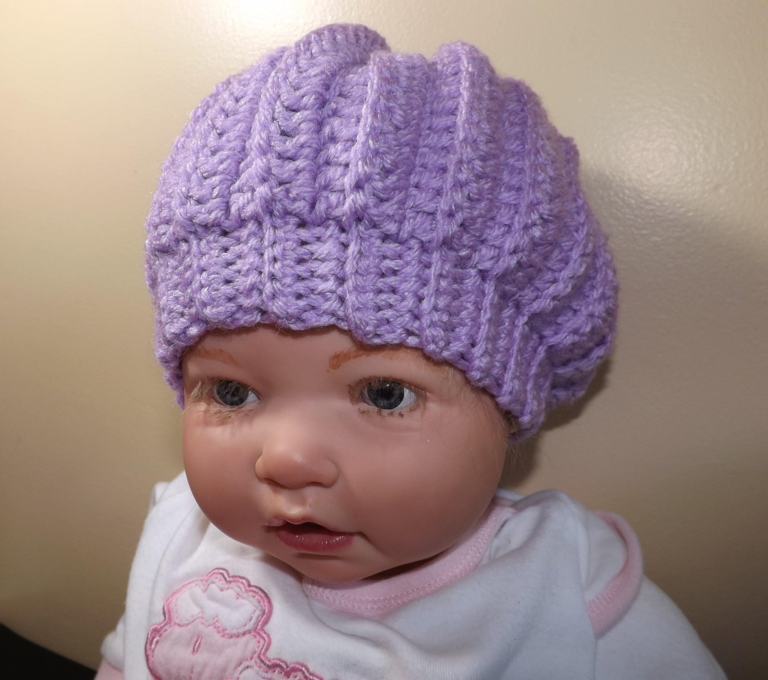 crochet baby hats crochet baby hat - with ruby stedman - youtube spgcbyu