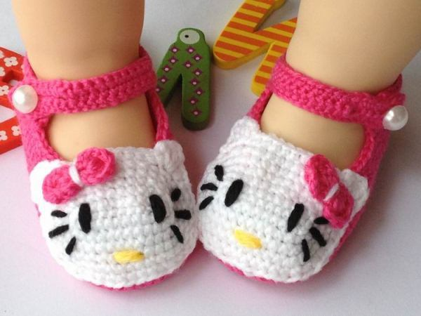 Crochet Baby Shoes For Small Babies Thefashiontamer