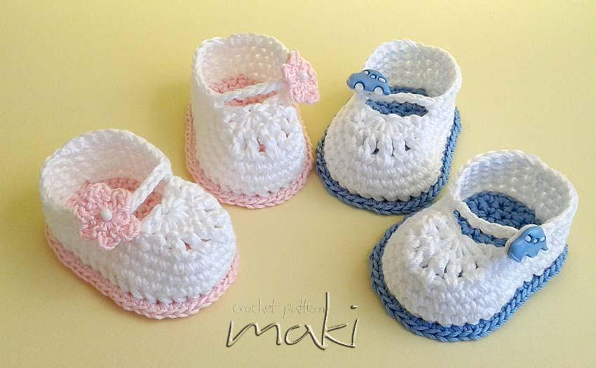 crochet baby shoes mini booties free crochet pattern nwzbijx