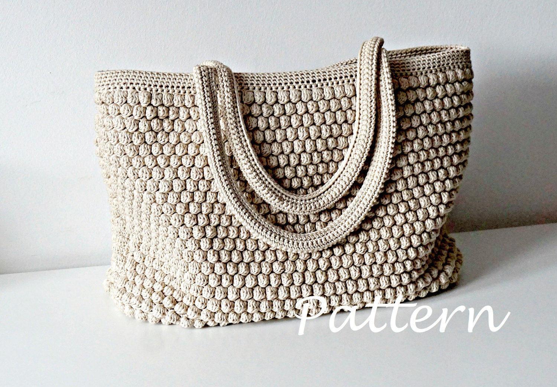 crochet bag pattern 🔎zoom clghcgr