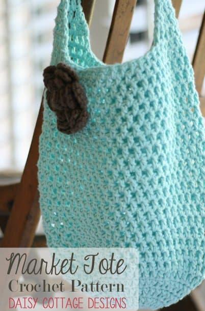 crochet bag pattern market tote crochet bag free pattern pnfesjw