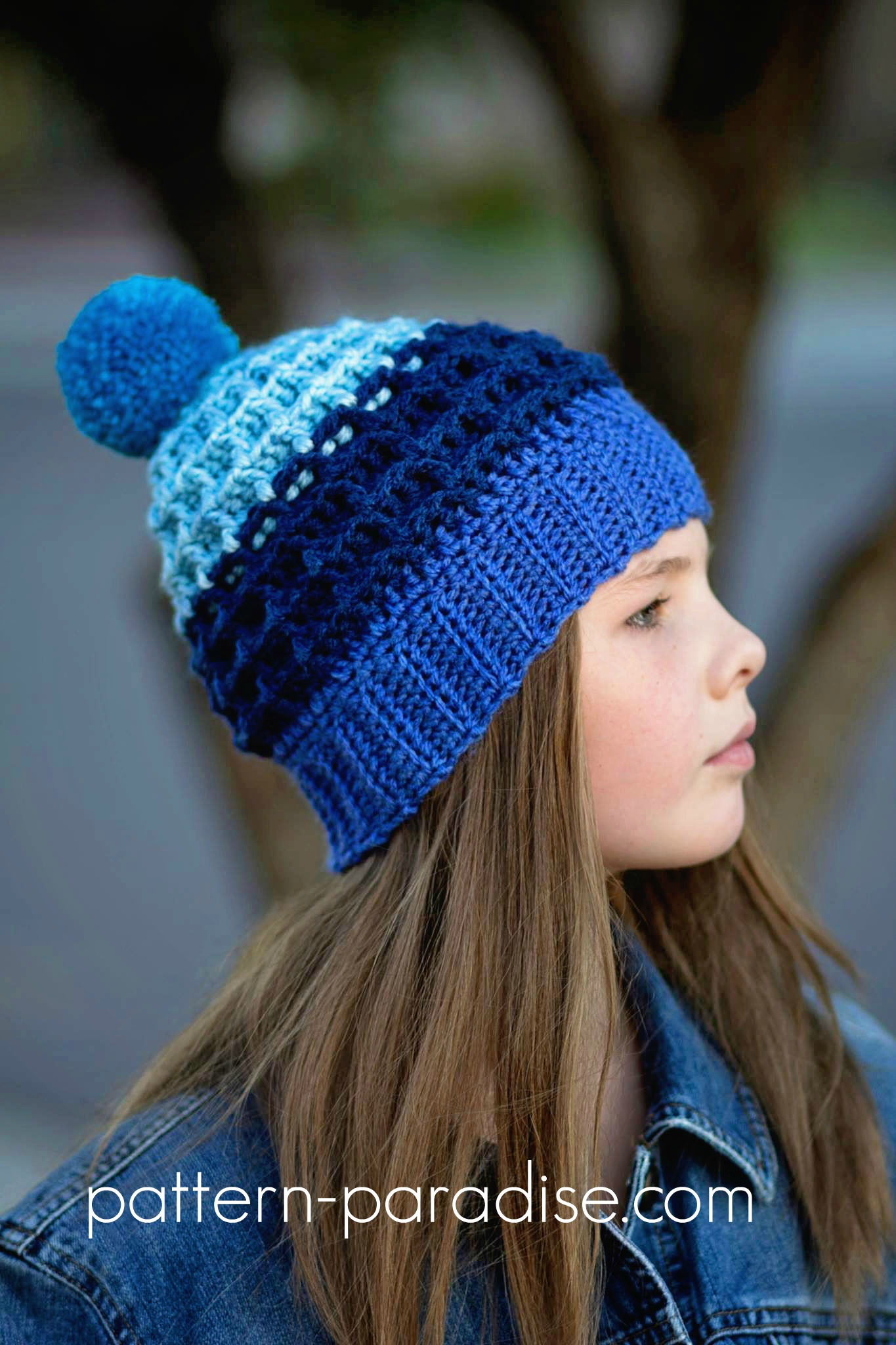 crochet beanie free crochet pattern: alpine nights beanie | pattern paradise jcdrtok