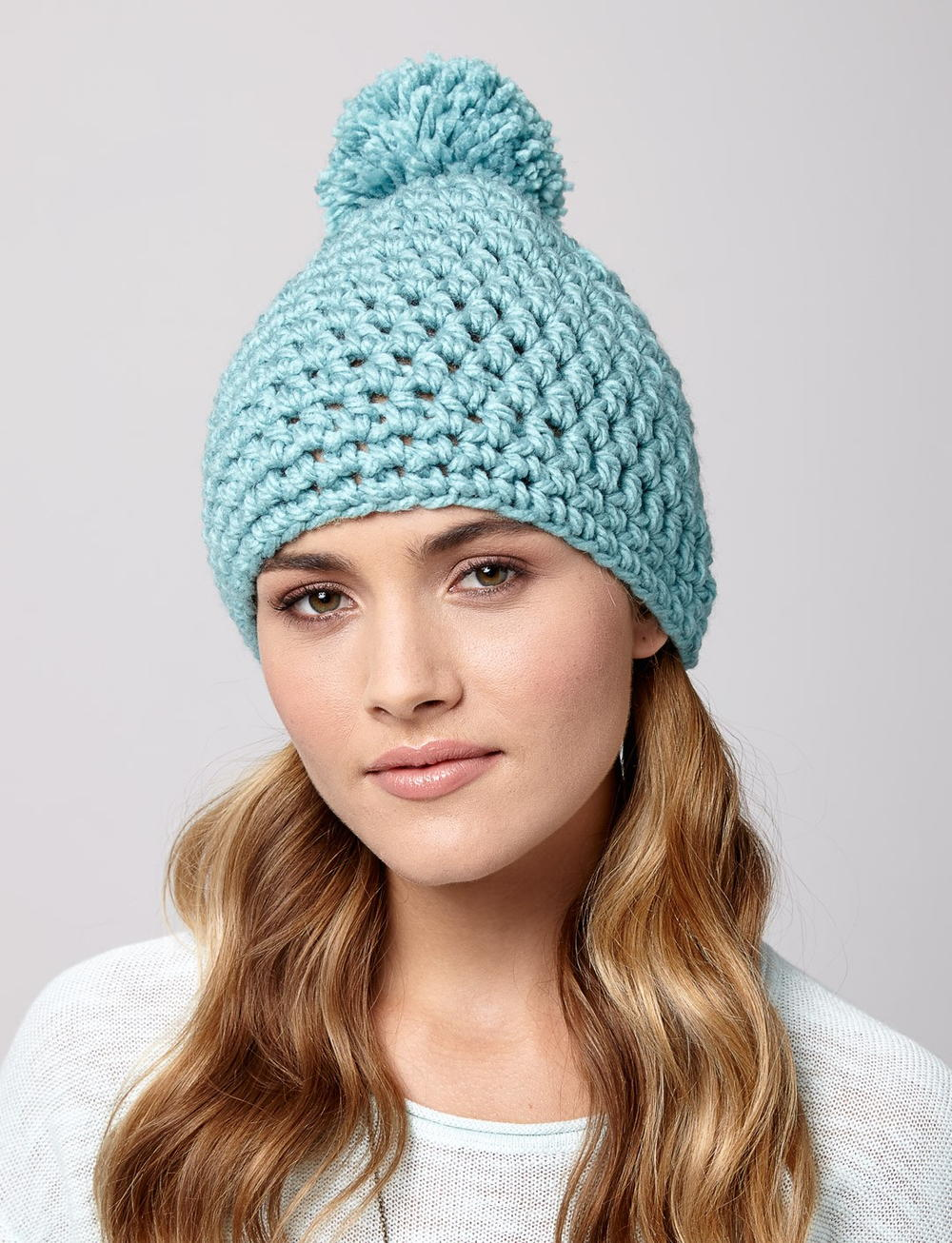 Crochet Beanie Pattern snow drift crochet hat etlroxk