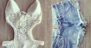 crochet bikini pattern crochet one piece swimsuit pattern zvylkre