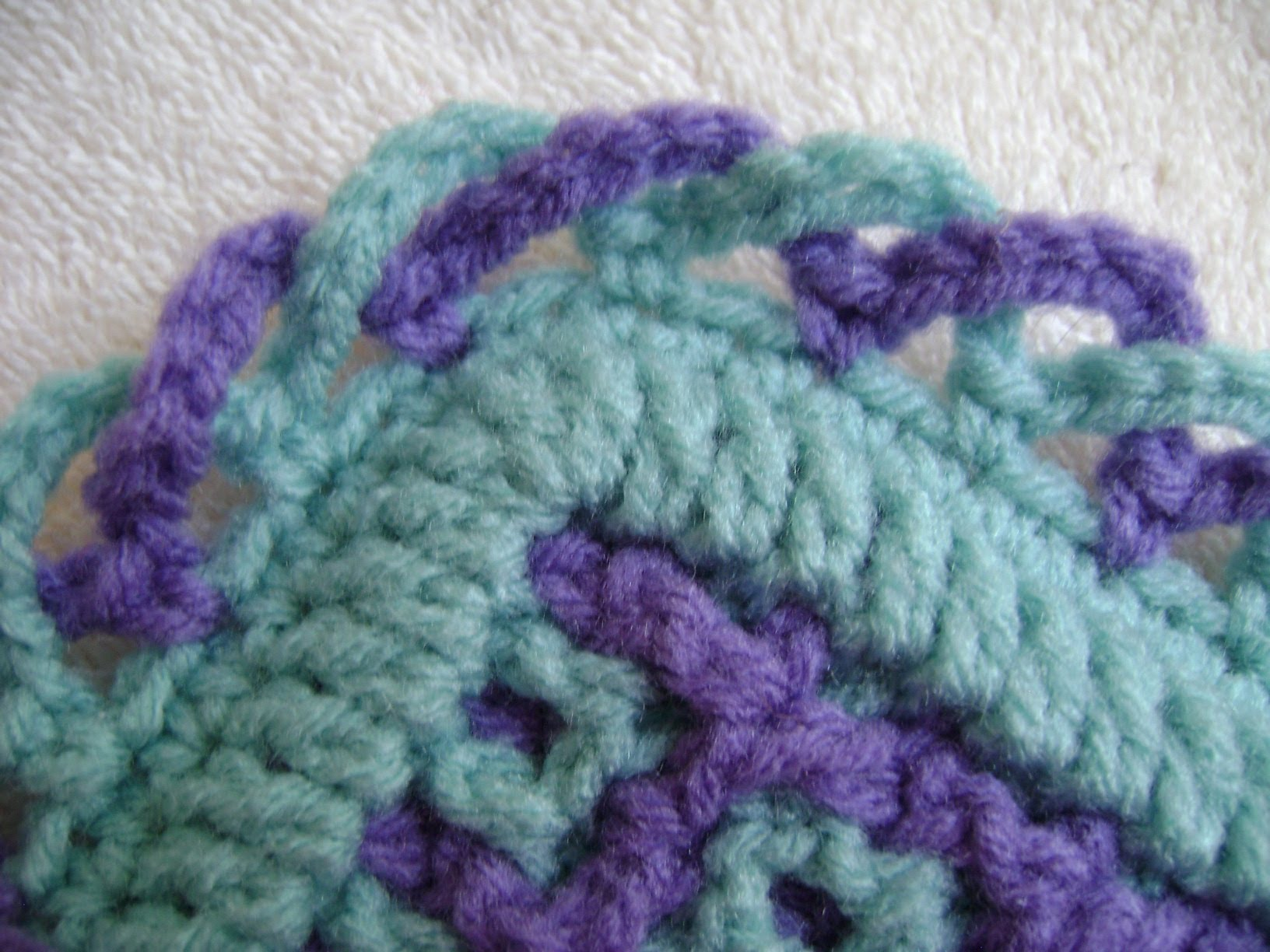 Crochet Blanket Edging- A Perfect Finish!