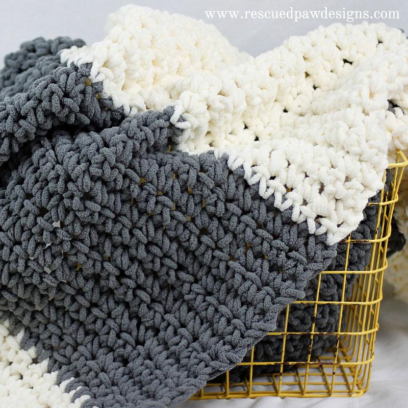crochet blankets the granite crochet throw blanket - free crochet blanket pattern from  rescued pqagngc