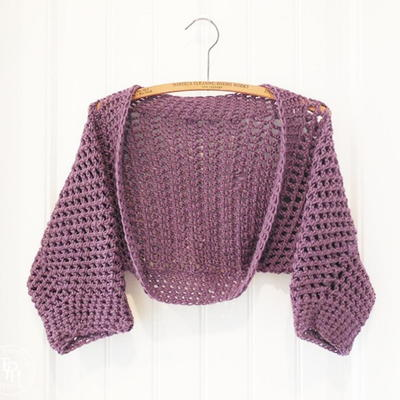 crochet bolero gorgeous crochet shrug patterns hwrevno