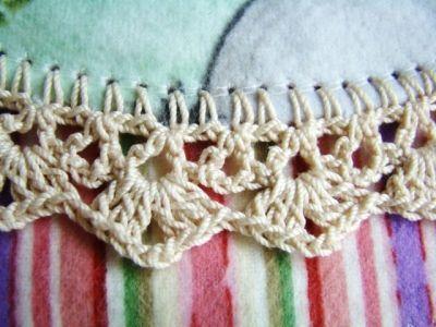 Crochet borders 10 amazing free crochet edging patterns you will love! yybgaqq