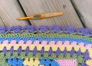 Crochet borders border # ... swwenho