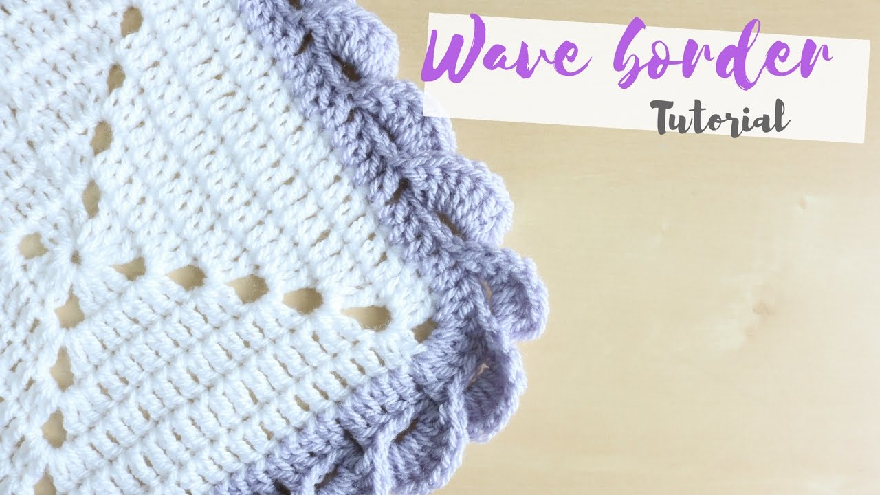 Crochet borders – Edging Designs with Crochet Borders
