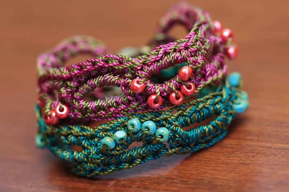 Crochet Bracelet An Accessory Worth Having