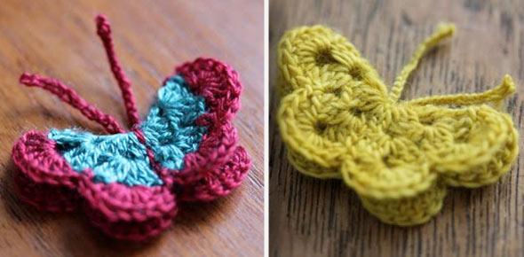 crochet butterfly pattern crochet butterfly final result eoyestw