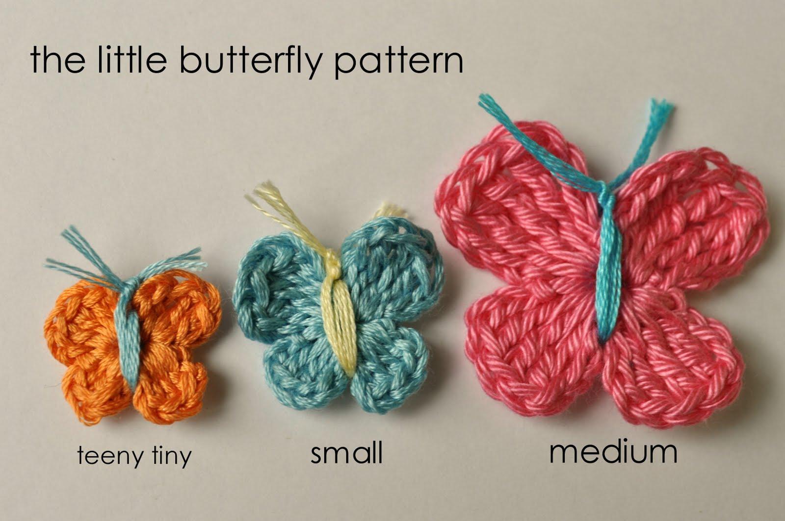 crochet butterfly teeny tiny butterfly crochet pattern jyivlhh