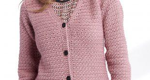 crochet cardigan pattern adult crochet v-neck cardigan aduwwpo