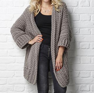 crochet cardigan ravelry: the big chill cardigan pattern by simone francis fqqnsus