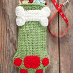 Crochet Christmas stockings – Decorate with Crochet Christmas stocking