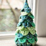 Ways to Crochet Christmas Trees