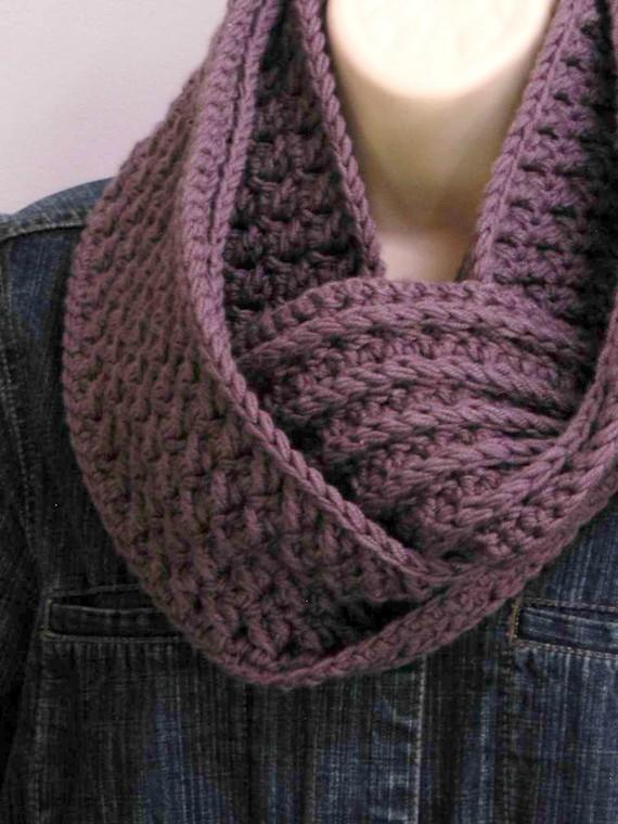 Crochet cowl pattern – Crochet Hood Robe Fabrics for Women