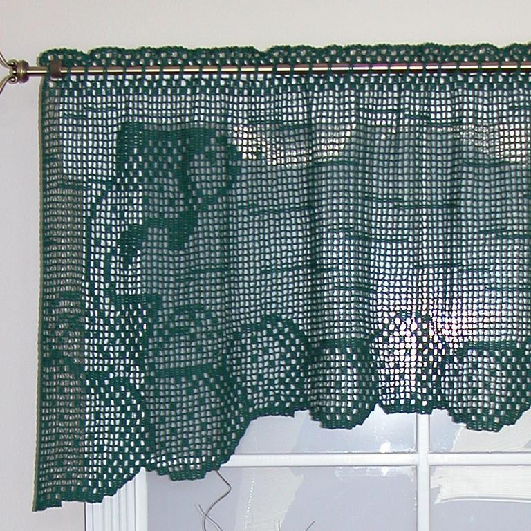 Crochet Curtains fish crochet curtain ssckeej