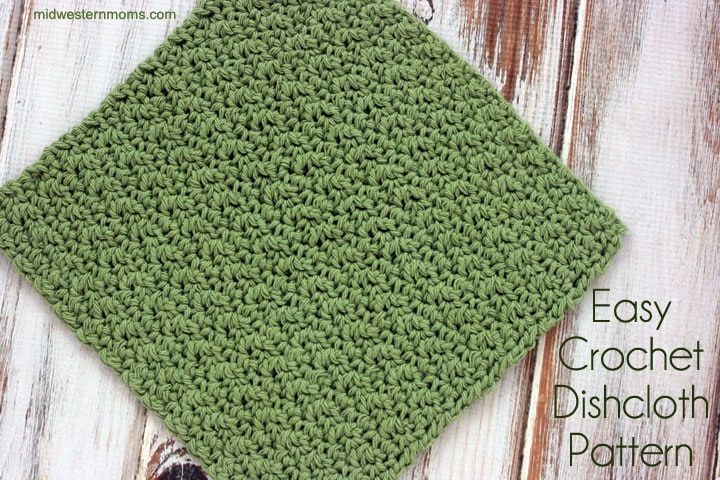 crochet dishcloth patterns easy crochet dishcloth pattern kwqzxwa