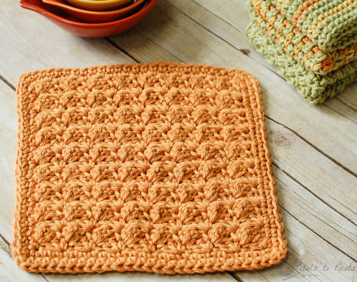 Get the Easy to Make Crochet Dishcloth Patterns