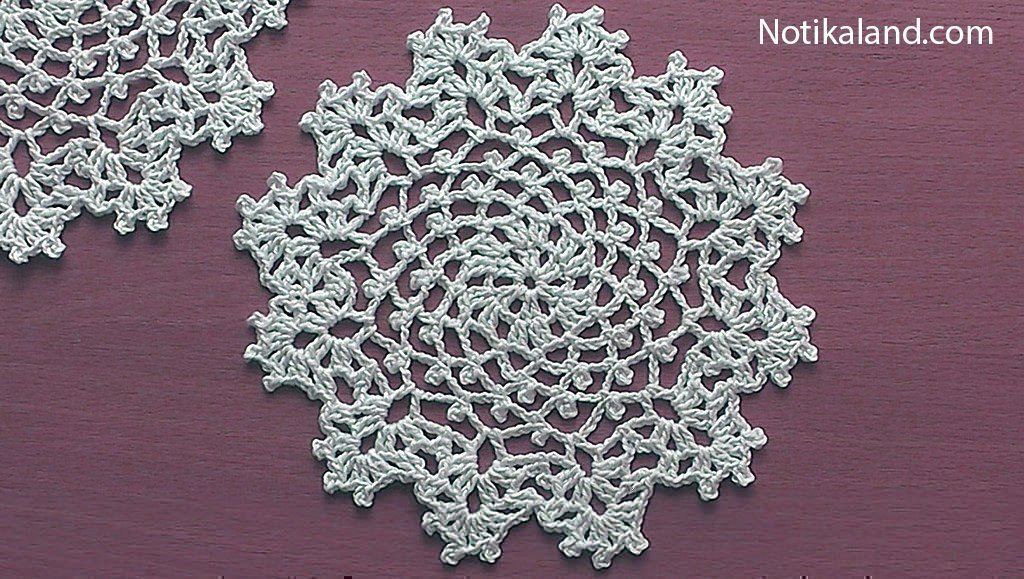 crochet doilies crochet doily for beginners step by step tutorial izoqktw