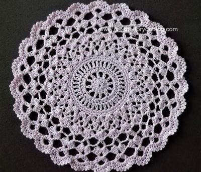 crochet doilies pear blossums crochet doily wpivyan