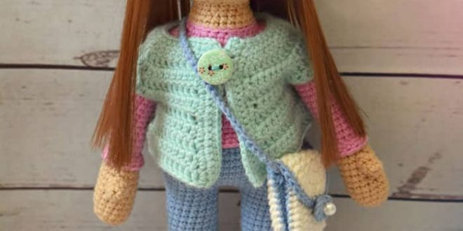 crochet doll clothes pattern Archives - Knit And Crochet Daily | 330x660