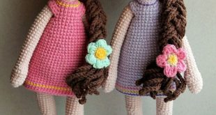 crochet doll patterns pattern good girls pdf crochet two doll pattern  nqewnrj pejaexo