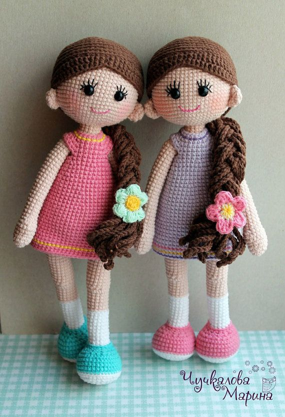 Doll Vanessa amigurumi pattern - Amigurumipatterns.net | 834x570