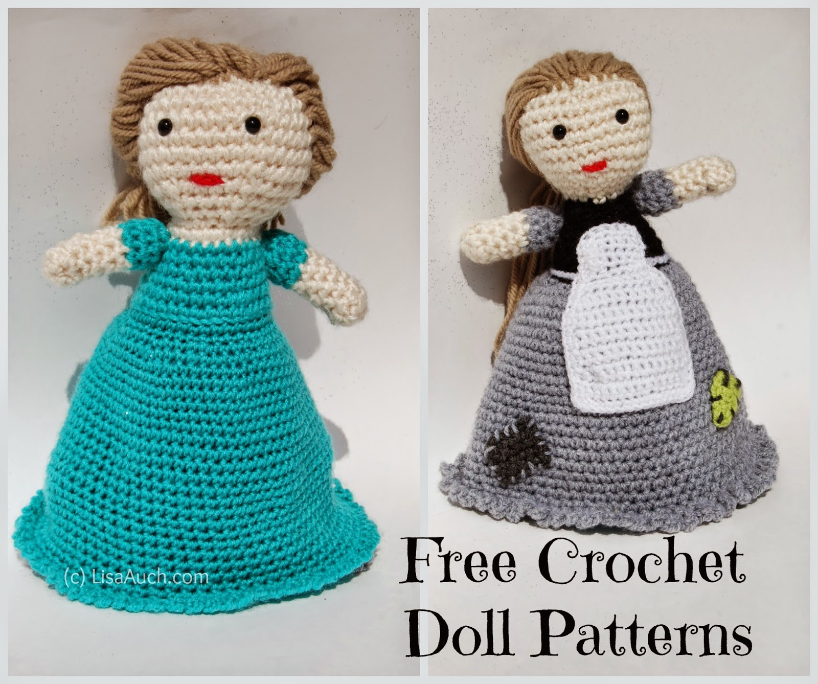 crochet doll patterns tncfnhq